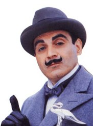 Utilize the Grey Cells (Poirot )