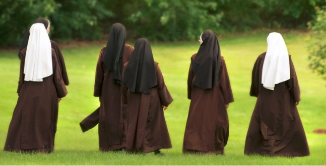 Thankfulness (Nuns)