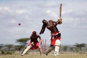 Maasai Cricket warriors